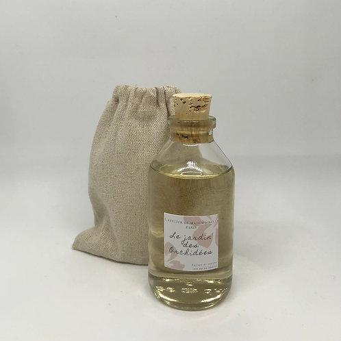 L'ATELIER DE MADEMOISELLE - Diffuseur parfumé Jardin des Orchidées