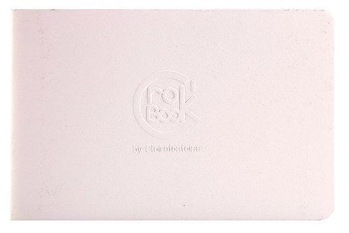 CLAIREFONTAINE - Crok'Book Carnet piqué 17x11