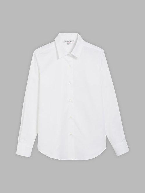 AGNÈS B - Chemise Zorro - Blanc