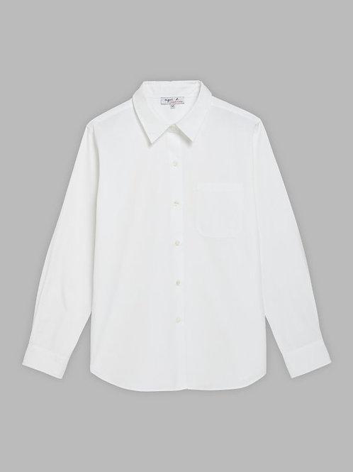 AGNÈS B - Chemise Garçon - Blanc