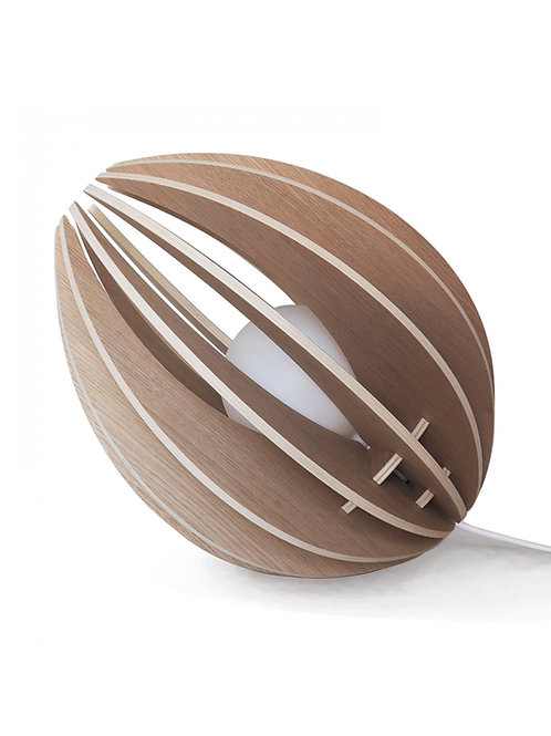 GONE'S - Lampe à poser en bois
