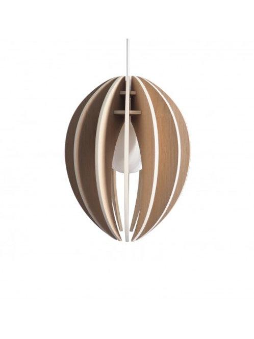 GONE'S - Lampe suspension en bois