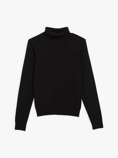 AGNÈS B - T-Shirt Eddy ml - Noir