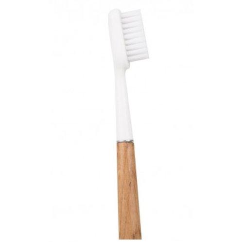 CALIQUO - Brosse à dents rechargeable en Chêne