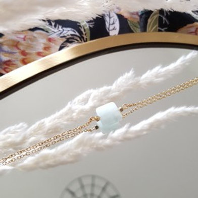 GINANDGER - Bracelet Abby Amazonite