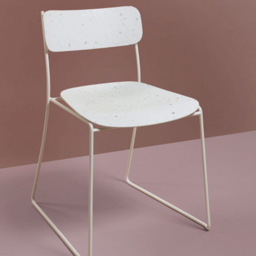NOMA - Chaise Sen Blanc