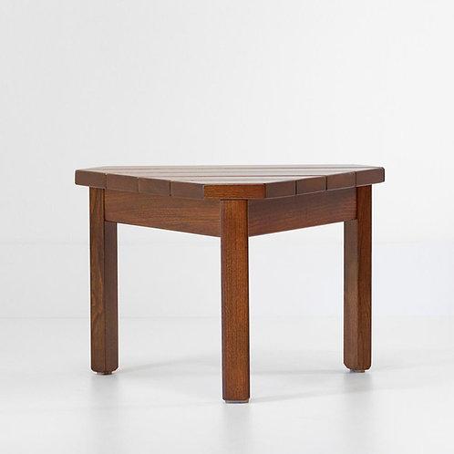 AZUR CONFORT - Table empilable en robinier T502
