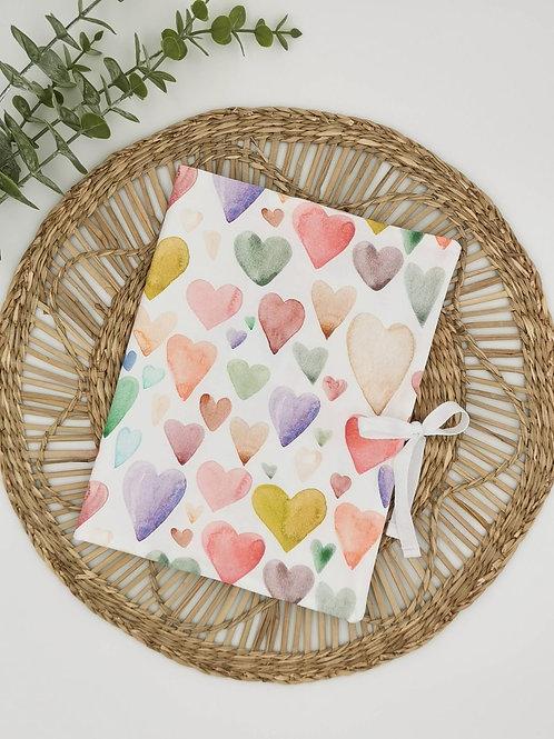 ARMANTINE - Protège carnet de santé Endless love