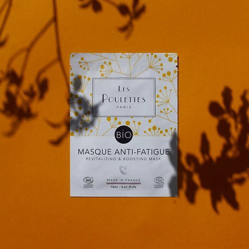 LES POULETTES PARIS - Masque anti fatigue