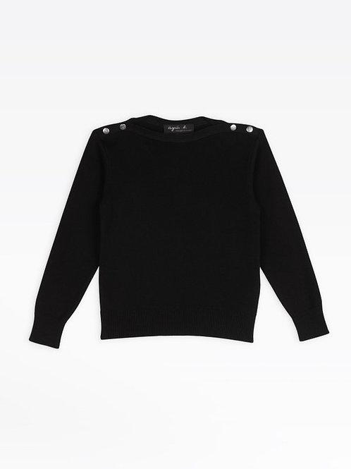 AGNÈS B - T-shirt Badiane - Noir