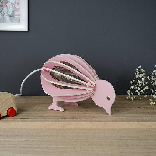 GONE'S - Lampe suspension oiseau en bois