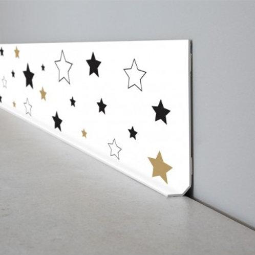 99 DECO - Lucky Star - Plinthe PVC par lot
