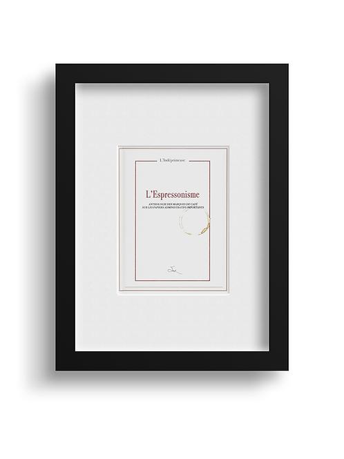 L'IMDÉPRIMEUSE - L'Espressonisme