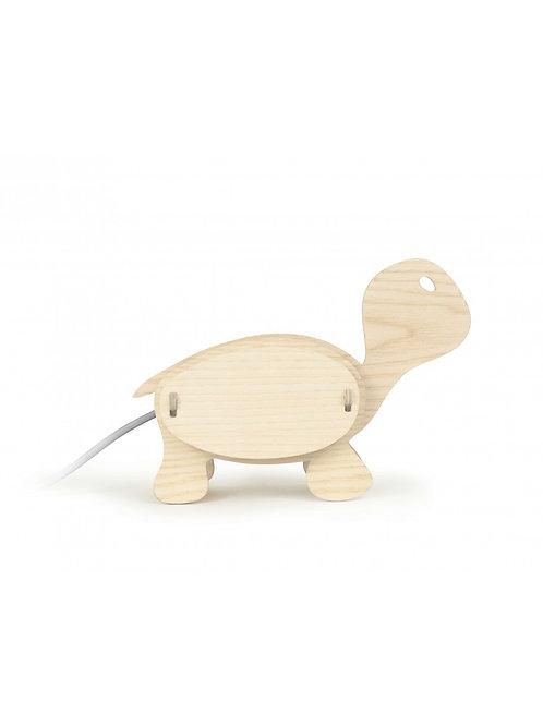 GONE'S - Lampe décoratives tortue en bois
