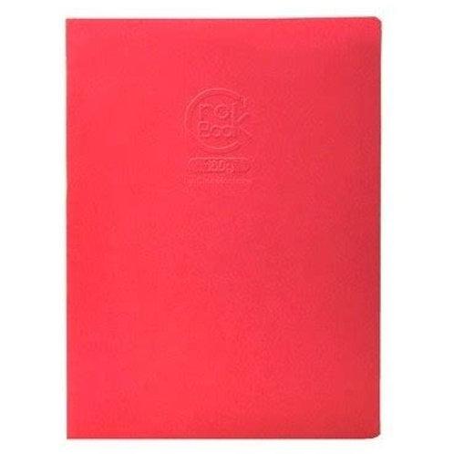 CLAIRE FONTAINE - Crok'Book carnet piqué 20F