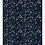 Thumbnail: LES GAMBETTES- Tapis Vadim vinyle (160x200cm) - Imprimé Stardust