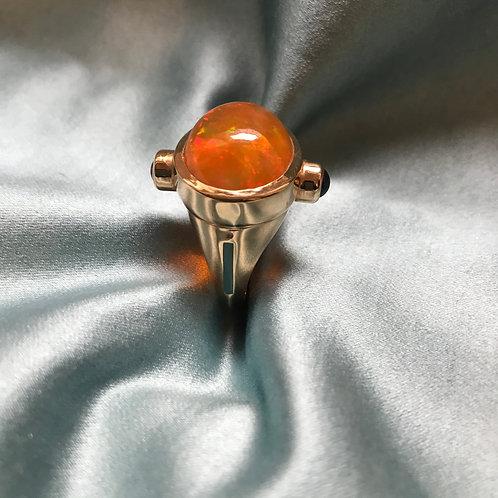 CHEVALIÈRE Opale de feu n° 302