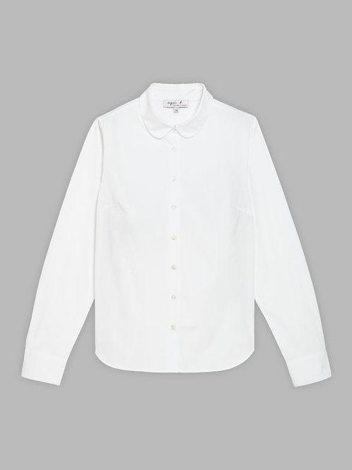 AGNÈS B - Chemise Frieda - Blanc