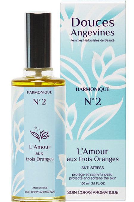DOUCES ANGEVINES- L'Amour aux 3 Oranges 100ml