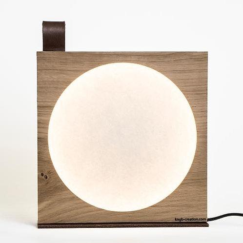 KNGB CREATION - Moon lampe à poser