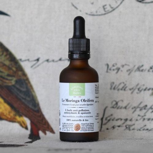 COMPTOIR DES HUILES - Le Moringa Oleifera - Huile végétale bio