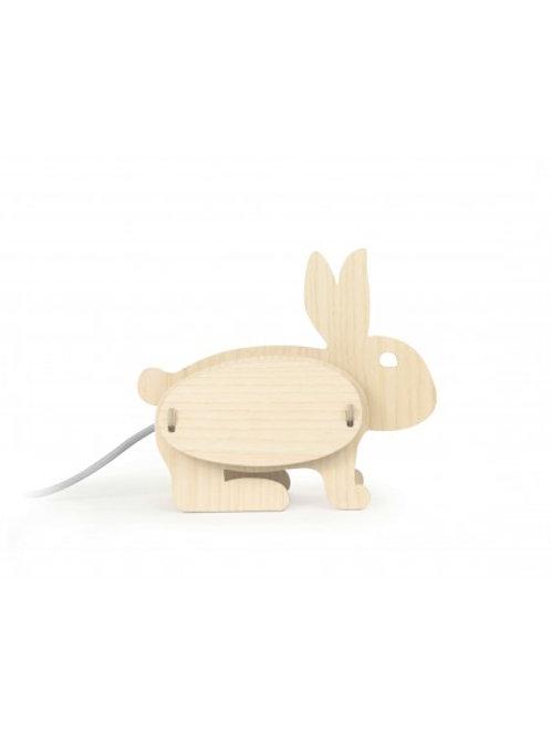GONE'S - Lampe décoratives lapin en bois