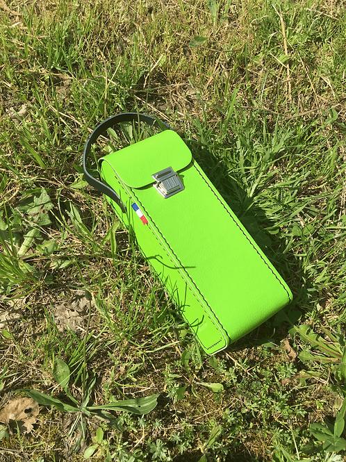 LA SACOCHE MAROQUINOR - Sacoche de pétanque vert anis