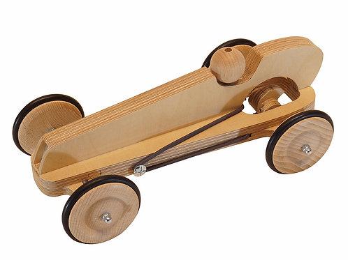 MANUFACTURE EN FAMILLE- La voiture d'Ettore