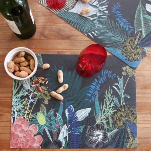 99 DECO - Jungle Douanier Rousseau - lot de 4
