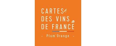 CARTES DES VINS DE FRANCE