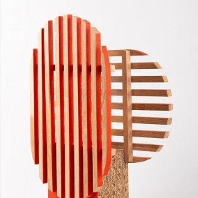 ATELIER EMMAUS - Georges - Orange Maloya