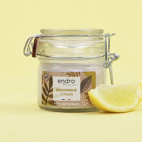 ENDRO - Dentifrice en pâte Zeste Citronné