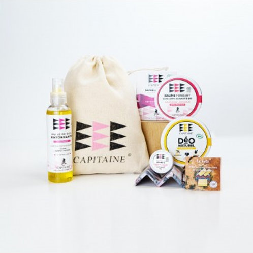 O CAPITAINE - Box bio CHARLIE