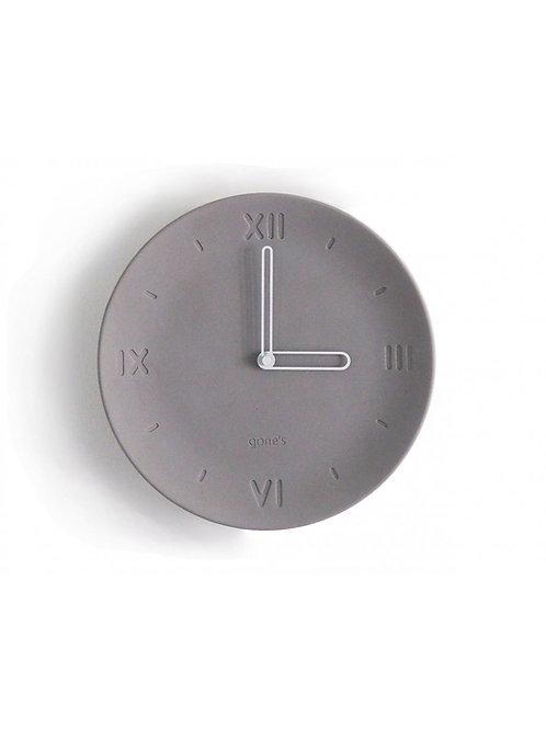 GONE'S - Horloge en béton