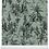 Thumbnail: LES GAMBETTES- Papier Peint Côme - Oasis kaki