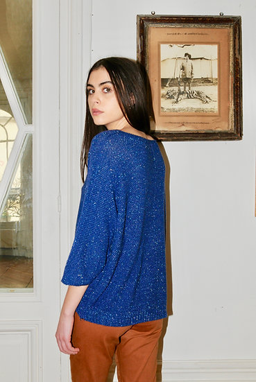 PAULINE bleu