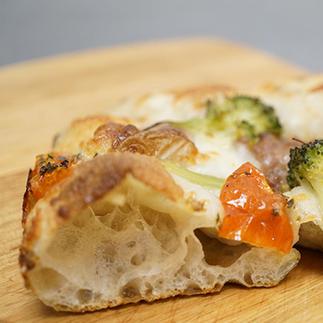 Roman Pizza Crust