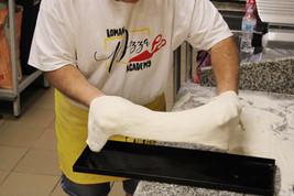 Stretching Dough