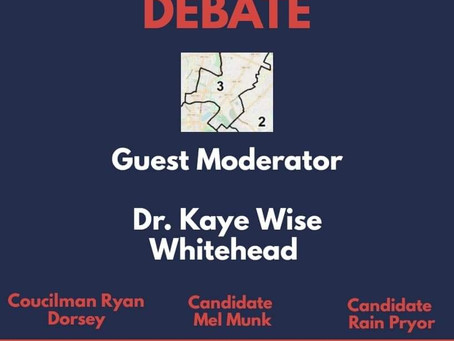 3rd District City Council Debate
