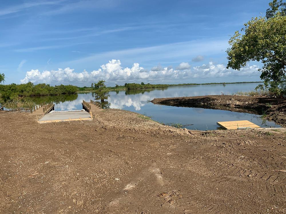 Boat Dock/Kayak Launch Open