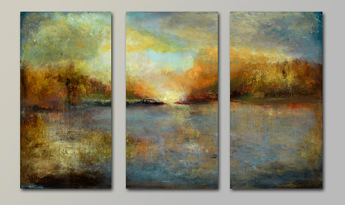 Relationships-Triptych