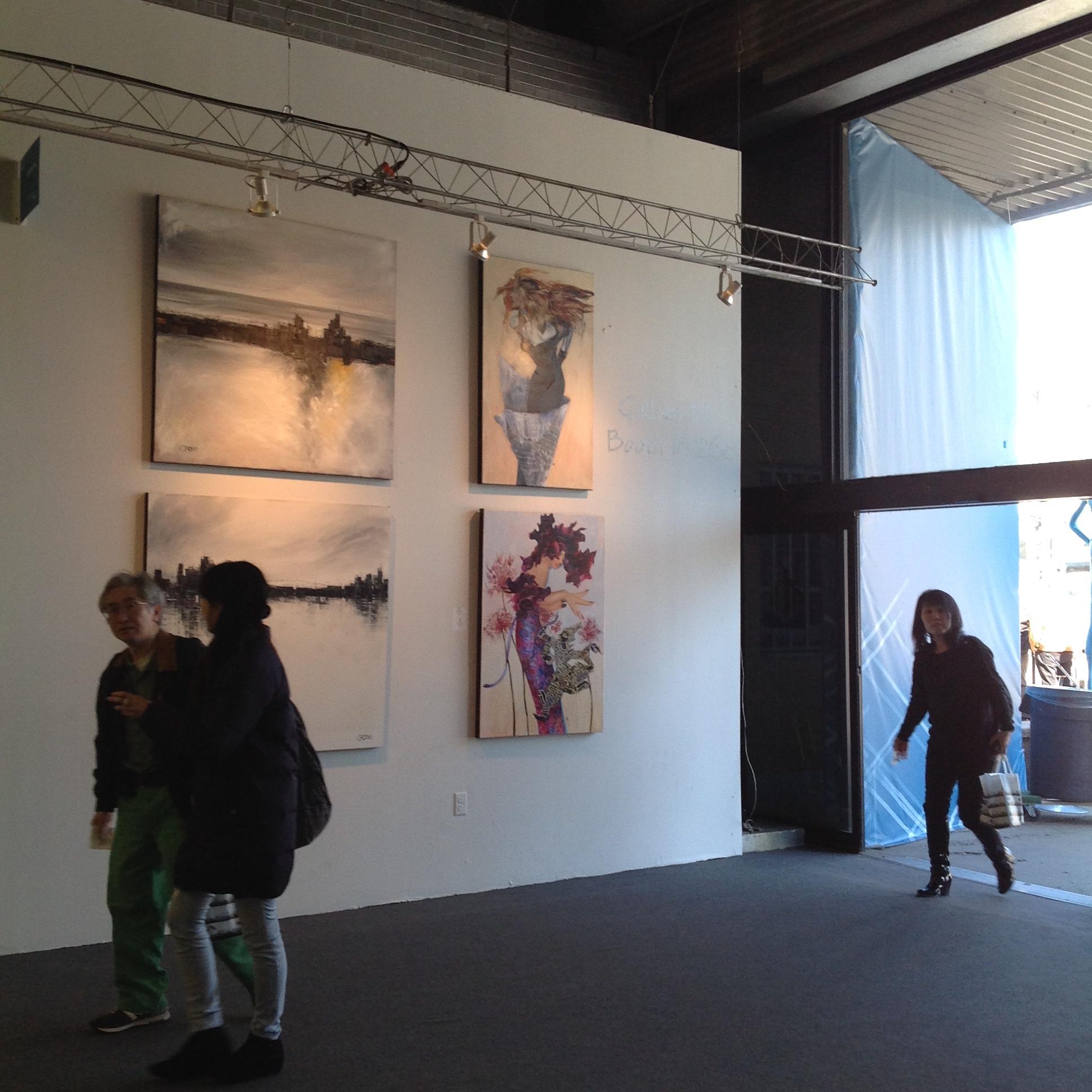 New York ArtExpo 2015