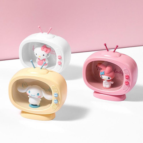 (3 colours)My Melody Figurines