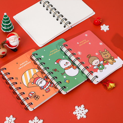 Christmas Small Notebook