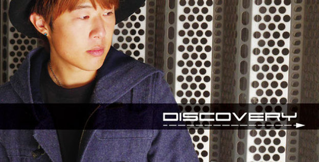 2nd EP「DISCOVERY」