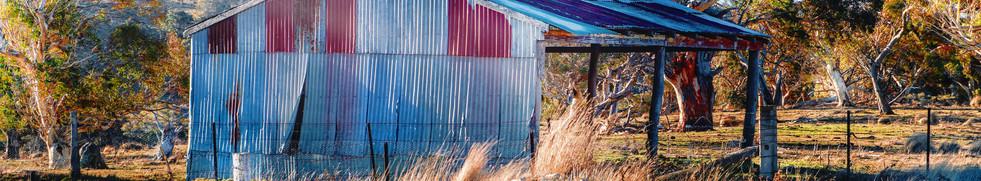 50MP Australian's Shed