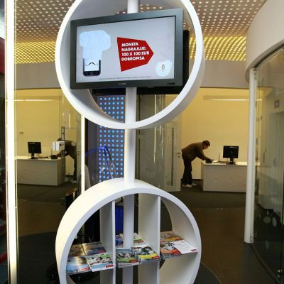 NKBM digital display