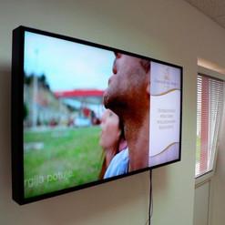 Digital screens Grand Hotel Primus