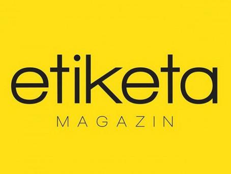 Garex Home Etiketa Magazine