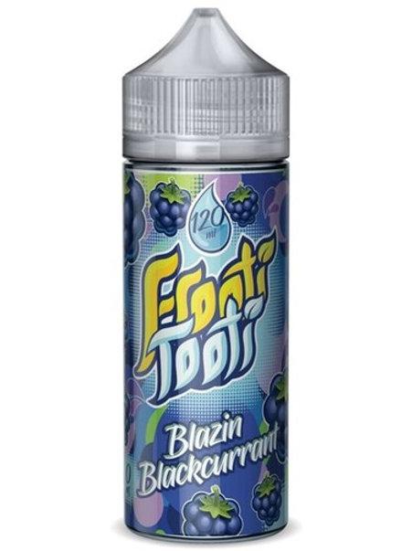 Frooti Tooti Blazin Blackcurrant 120ml Shortfill